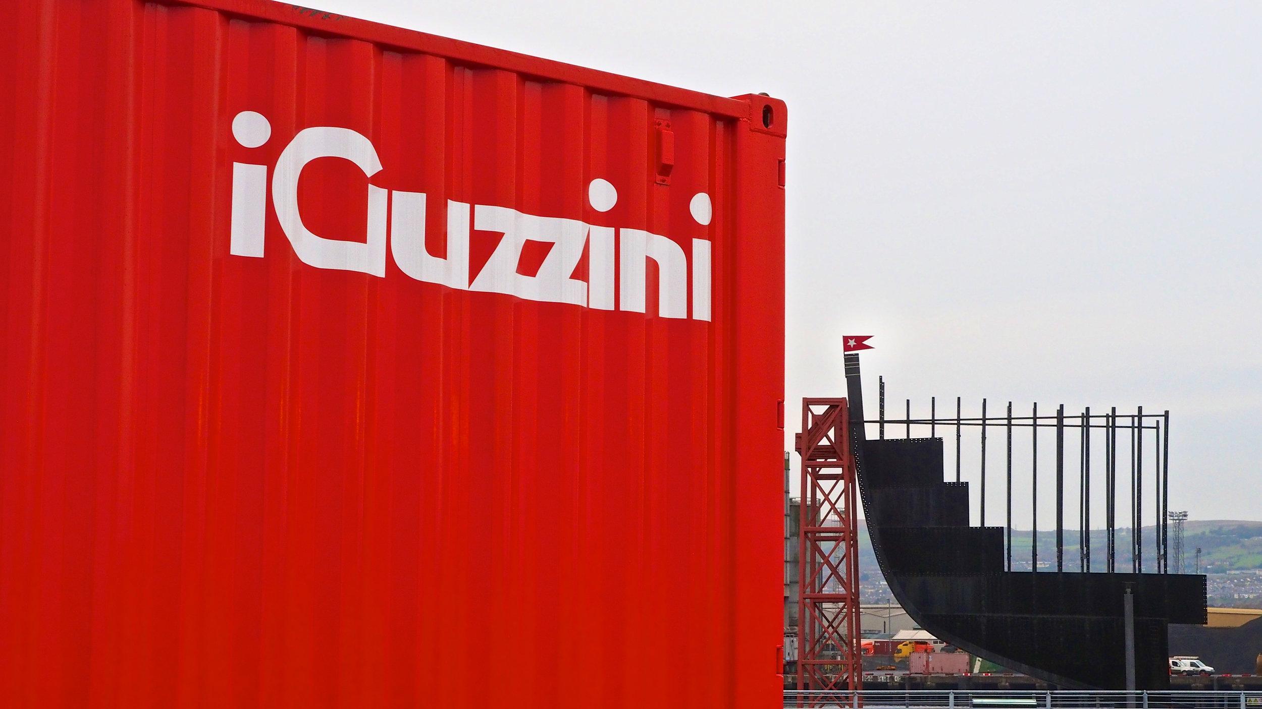 iGuzzini at the Titanic Quarter