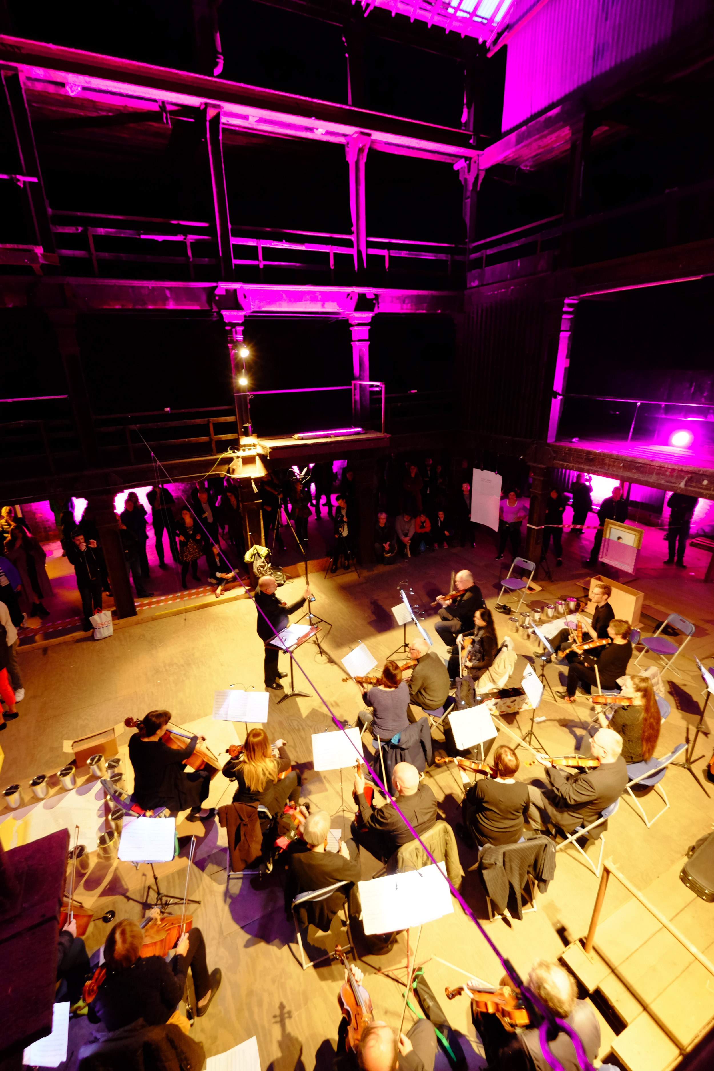Belfast Culture Night- Riddel Warehouse