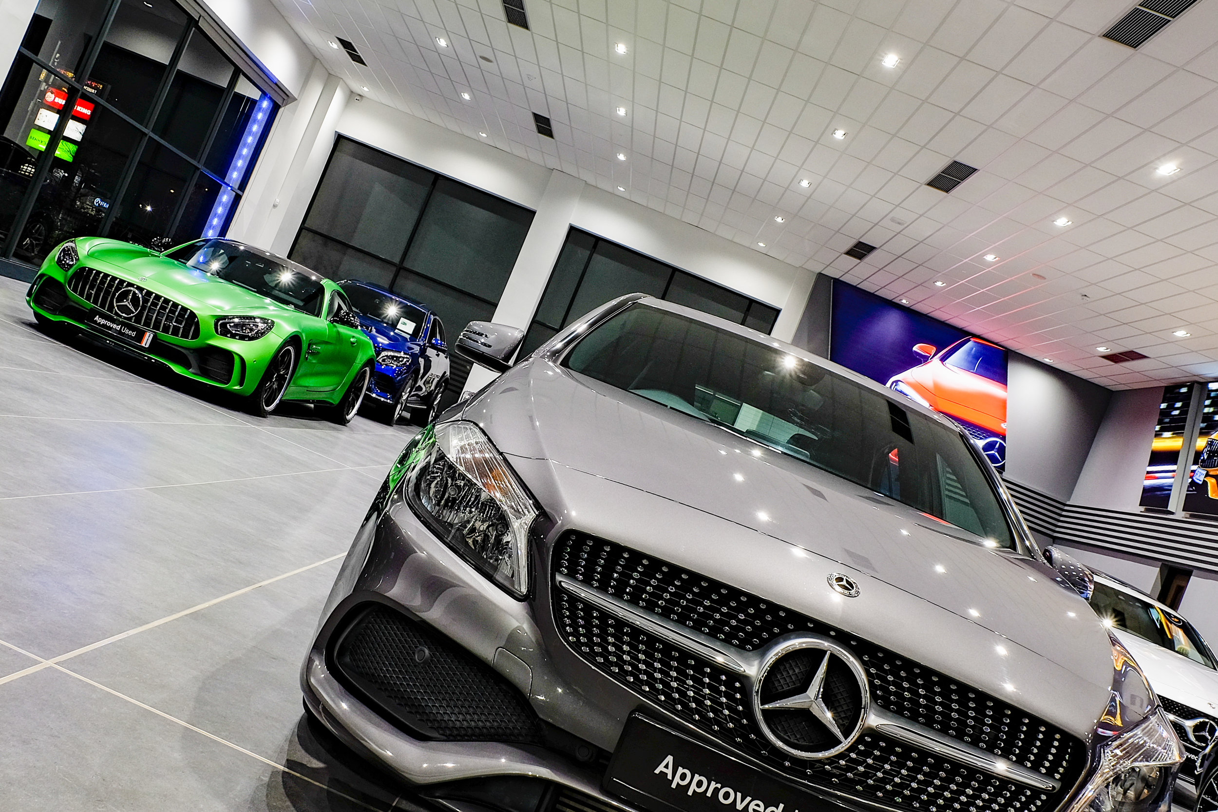 Mercedes Used Cars Belfast
