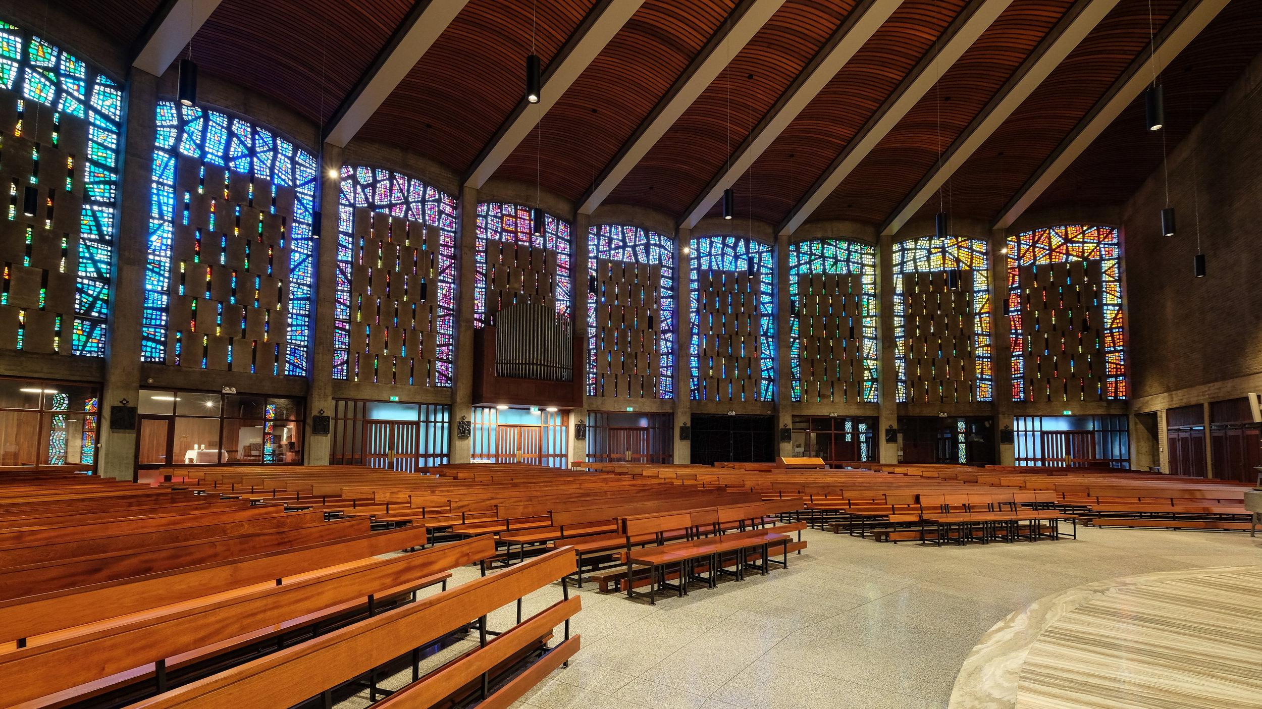 Church of St Bernadette Belfast