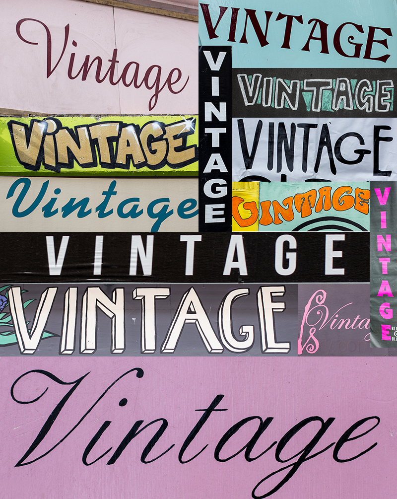 What's that musty smell? That's right, it's the highest concentration of vintage shops in the universe. The trend that won't die - there's even a shop on Columbia Road called 'Future Vintage'.