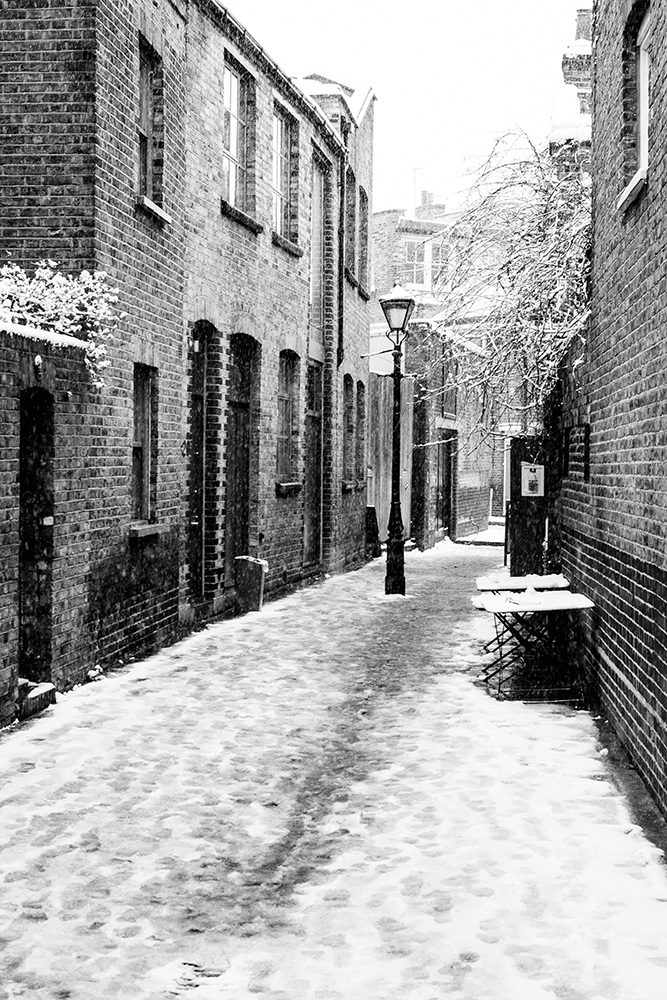 Ezra Street, one of my favourite parts of London.