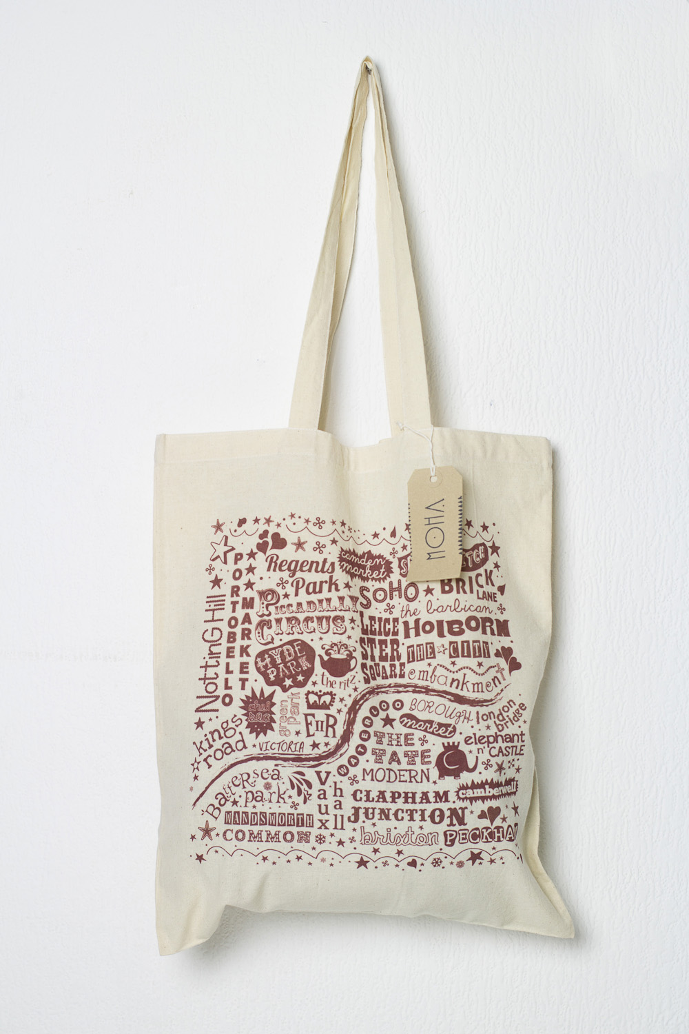 Tote Bag from  Moho London