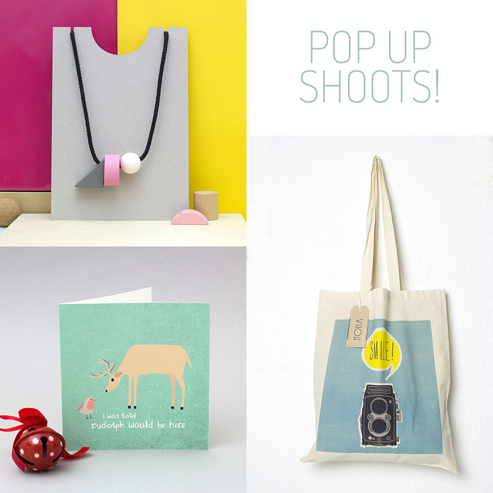 PopUp Photo Shoot with Yeshen Venema - book a place now!