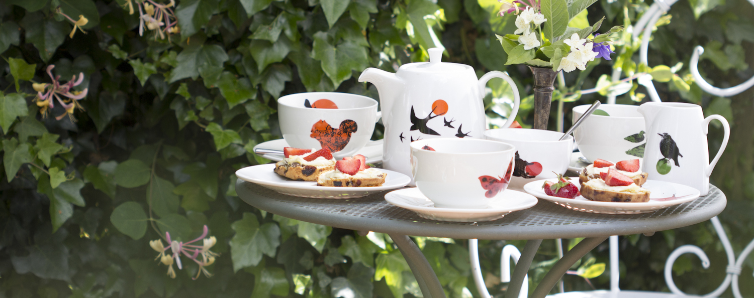 More Bone China fun in the sun, with For All We Know.