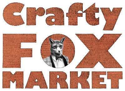 Crafty Fox Market Logo