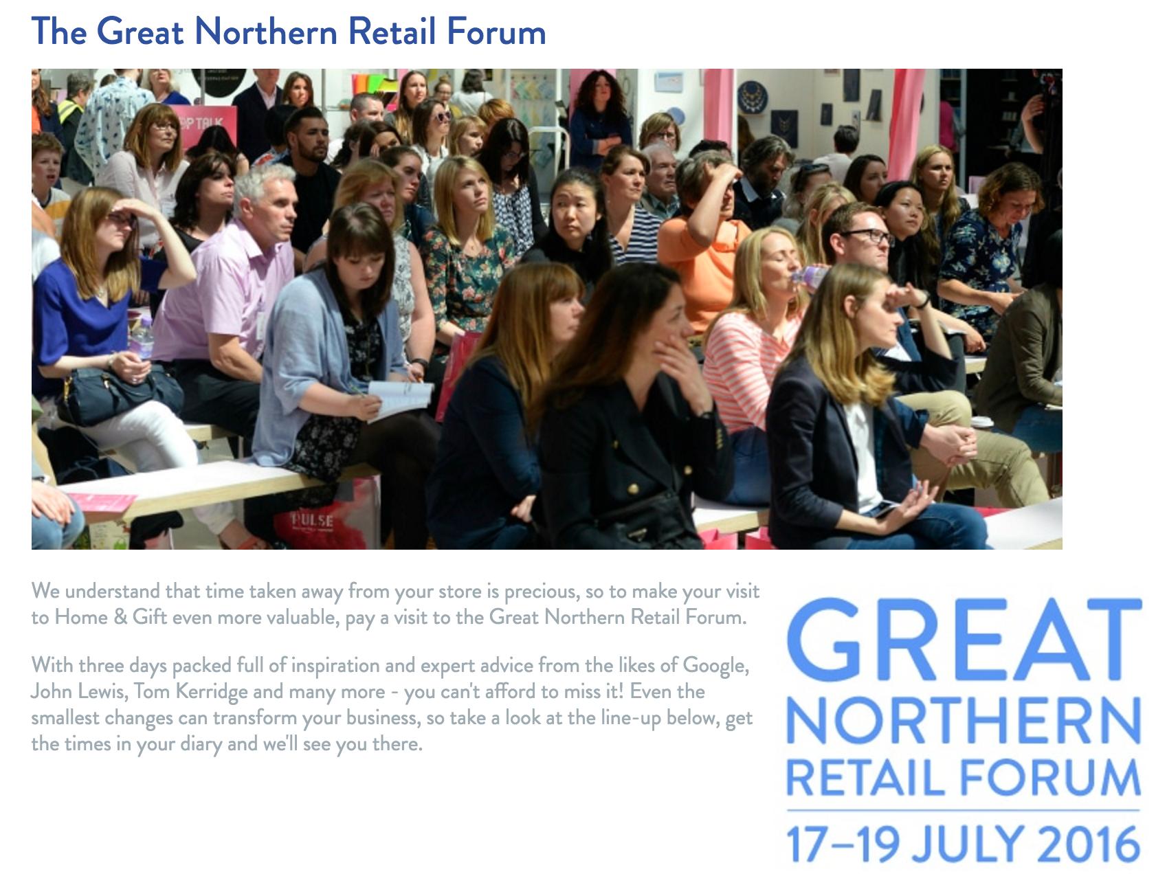 Great Northern Retail Forum