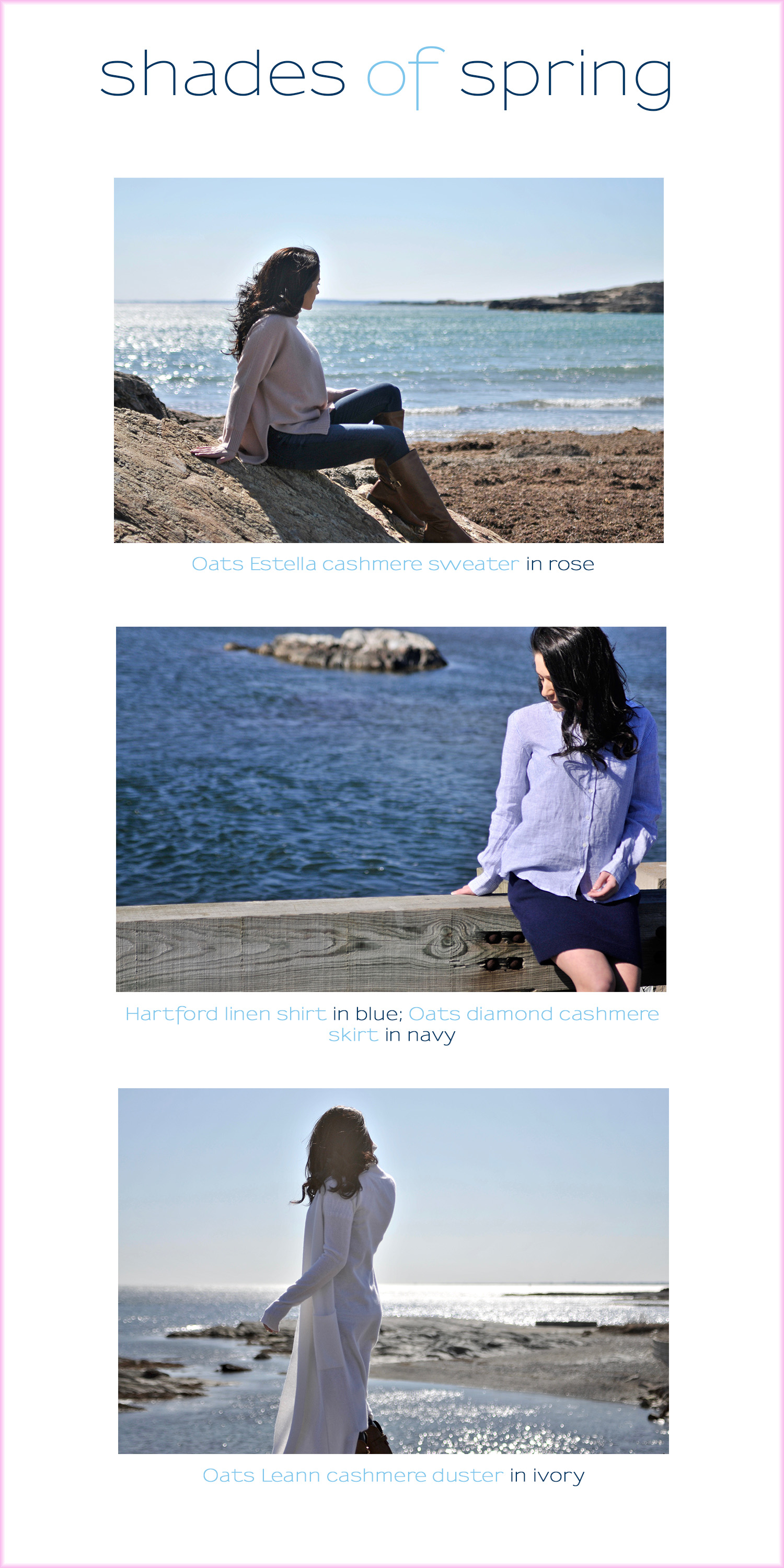 Oats cashmere sweater