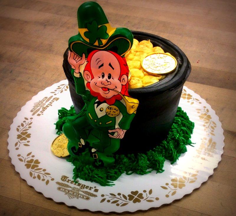 St. Pat's Petite - Pot of Gold