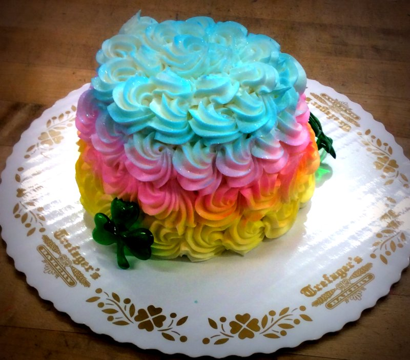 St. Pat's Petite - Rainbow