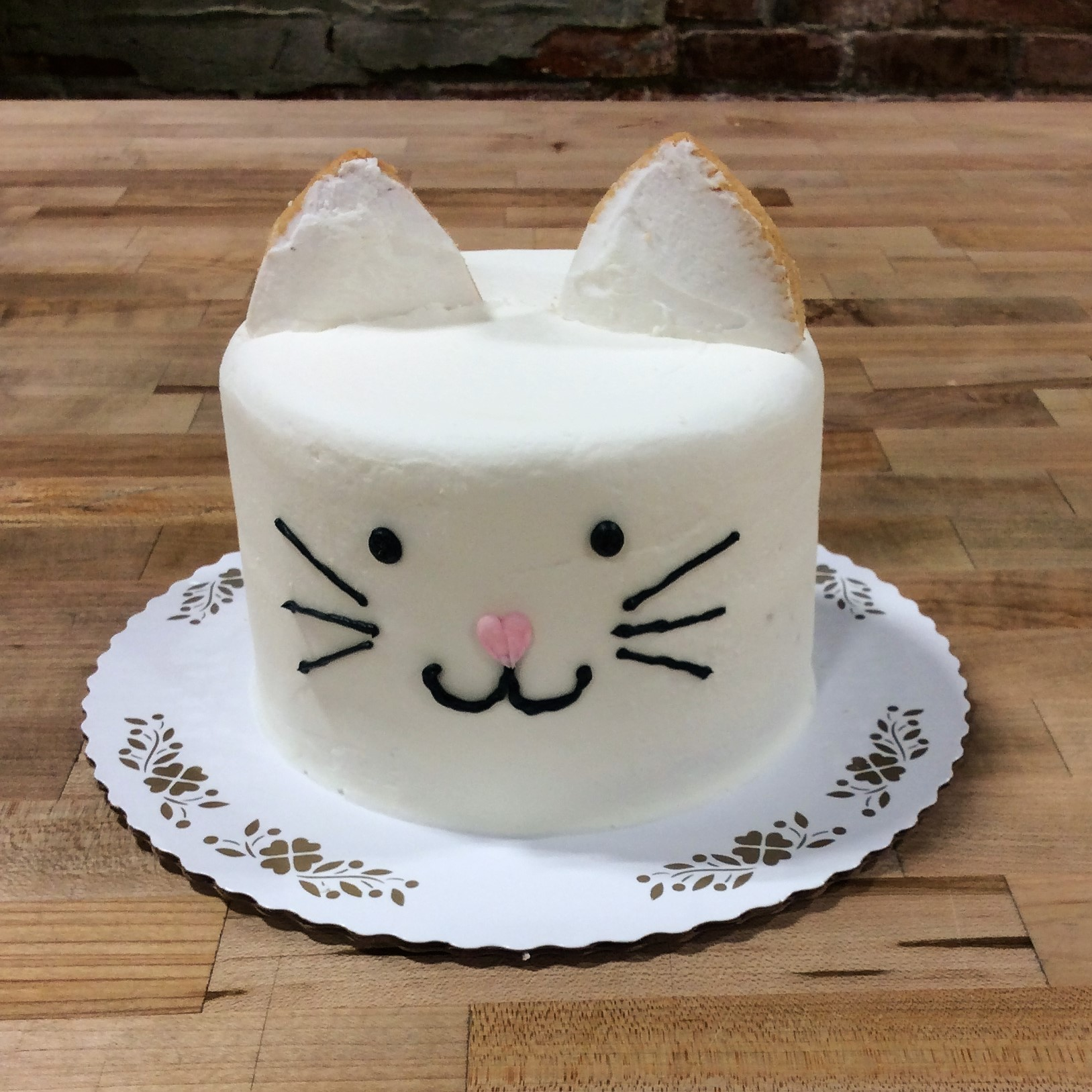 Little Kitten Cake