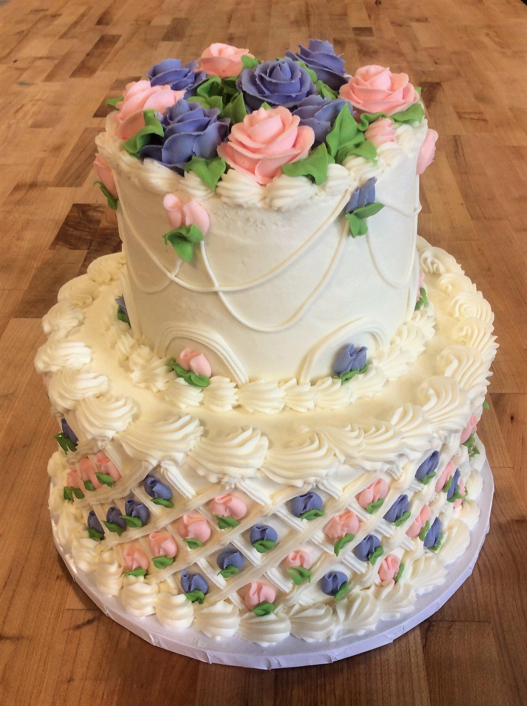 wedding cake replica
