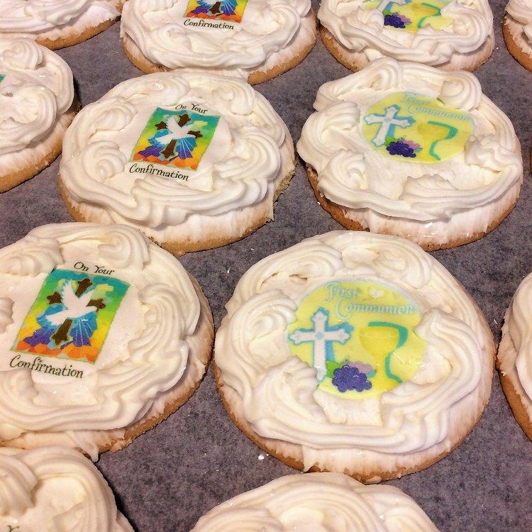 Religious Photoscan Cookies