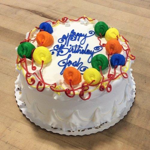 Decorated Cakes Trefzger S Bakery