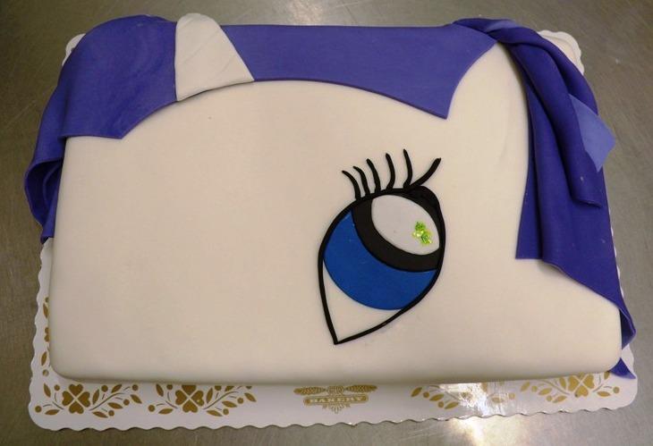 My Little Pony Sheet Cake