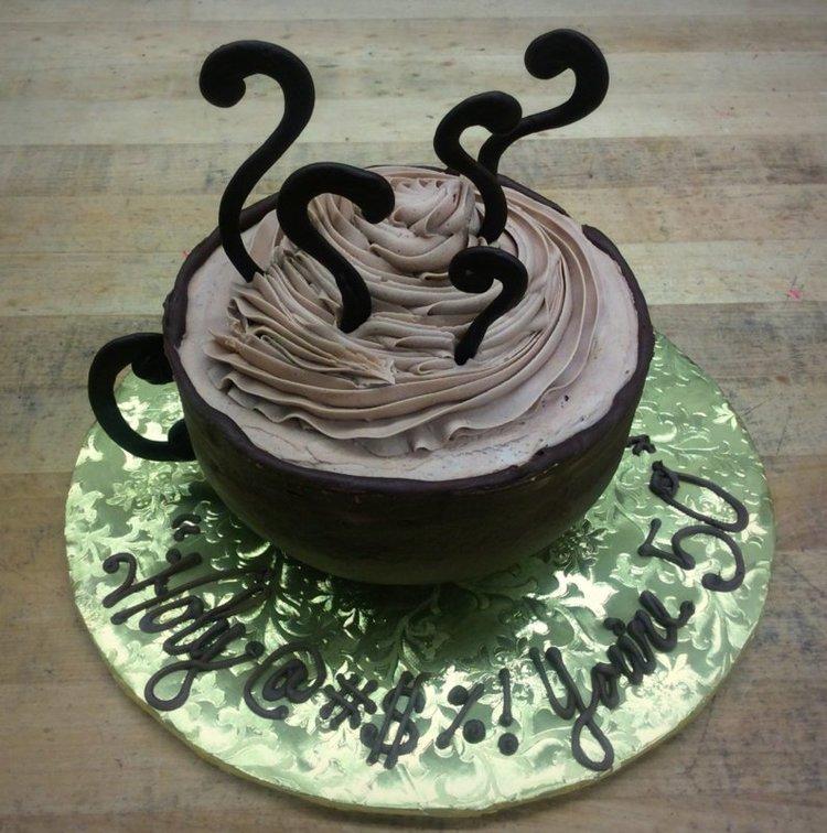 Coffee Mug Petite Cake