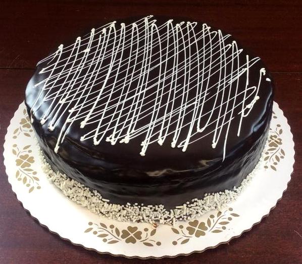 Chocolate Mousse Dessert Cake