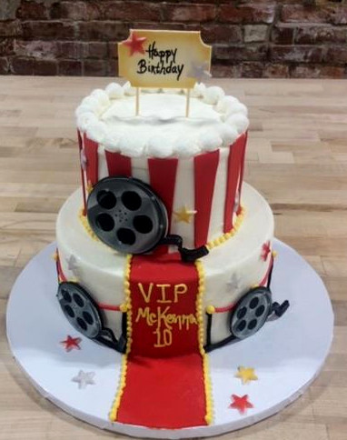 Movie Theme Red Carpet Party Cake.jpg