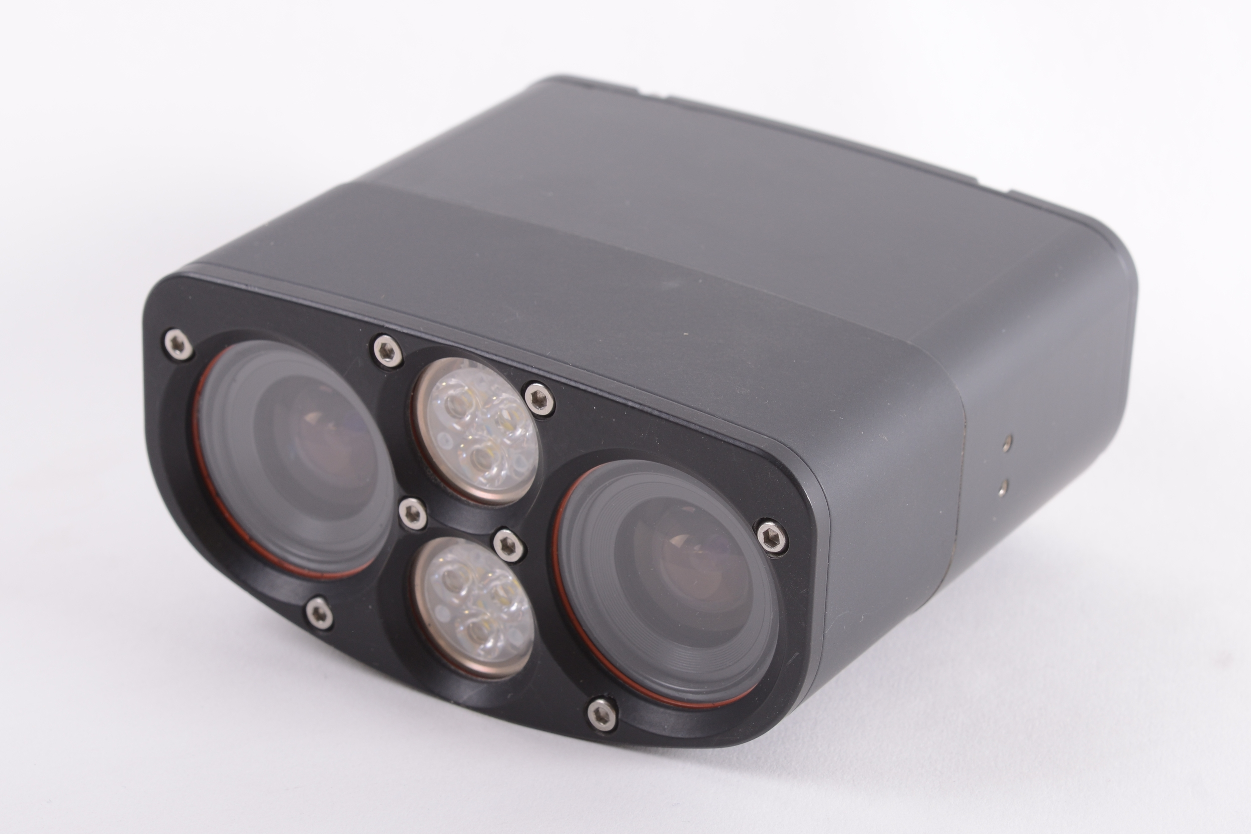MultiSense S7: 3D Stereo and Video Sensor for Short Range Applications (offered with white or IR lighting)