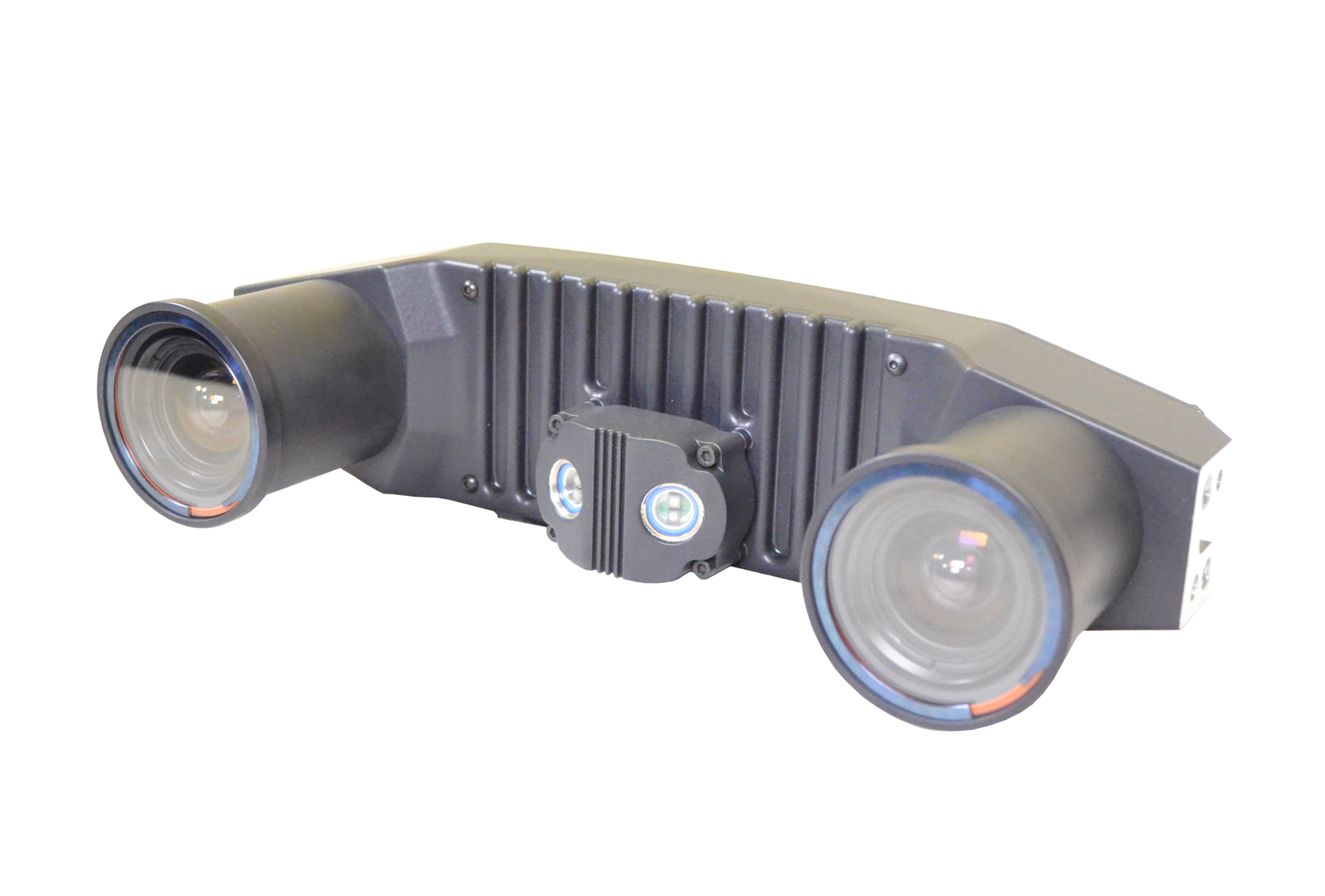 The environmentally-robust MultiSense S21B features a 21cm baseline and various factory-installed lens options.