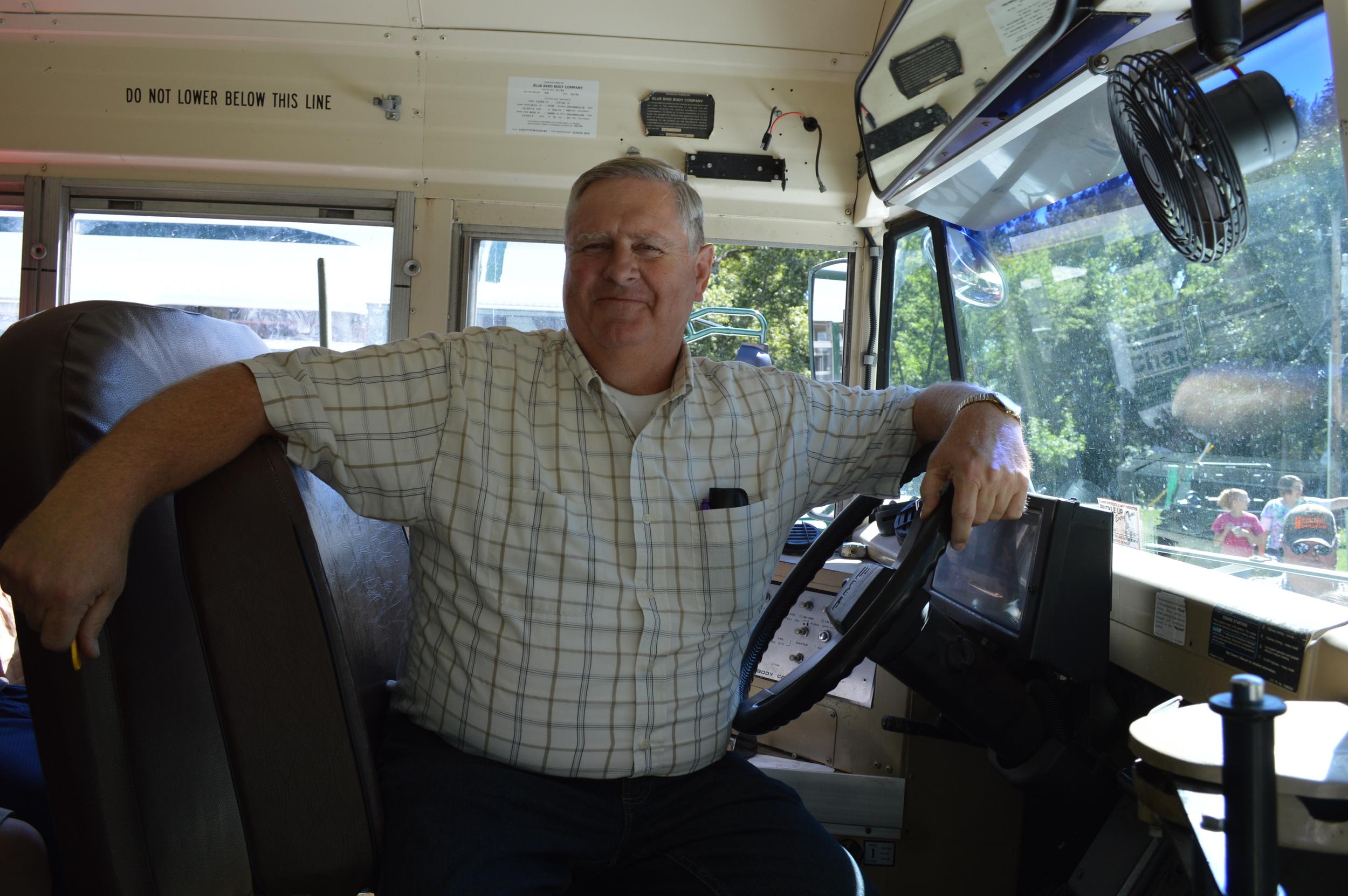 Bro. Bill Brimm (Bus Director)
