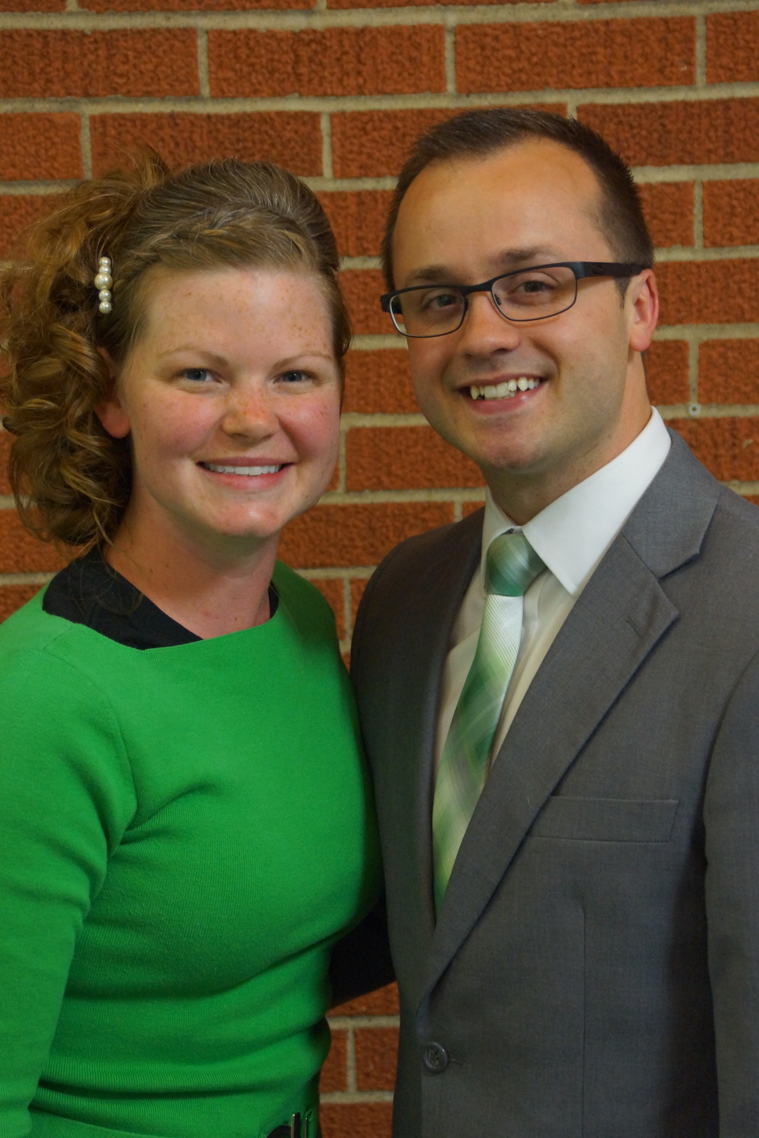 Bethel Chapel Youth Leaders: Gabe & Apryl Bontrager