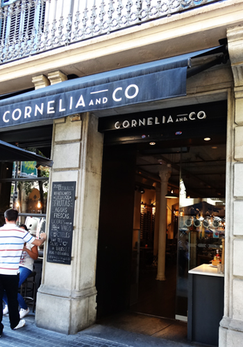 ESPAI- Cornelia and Co, deliciosament contemporani i versàtil