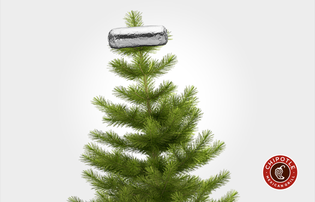 Tipping Tree Topper