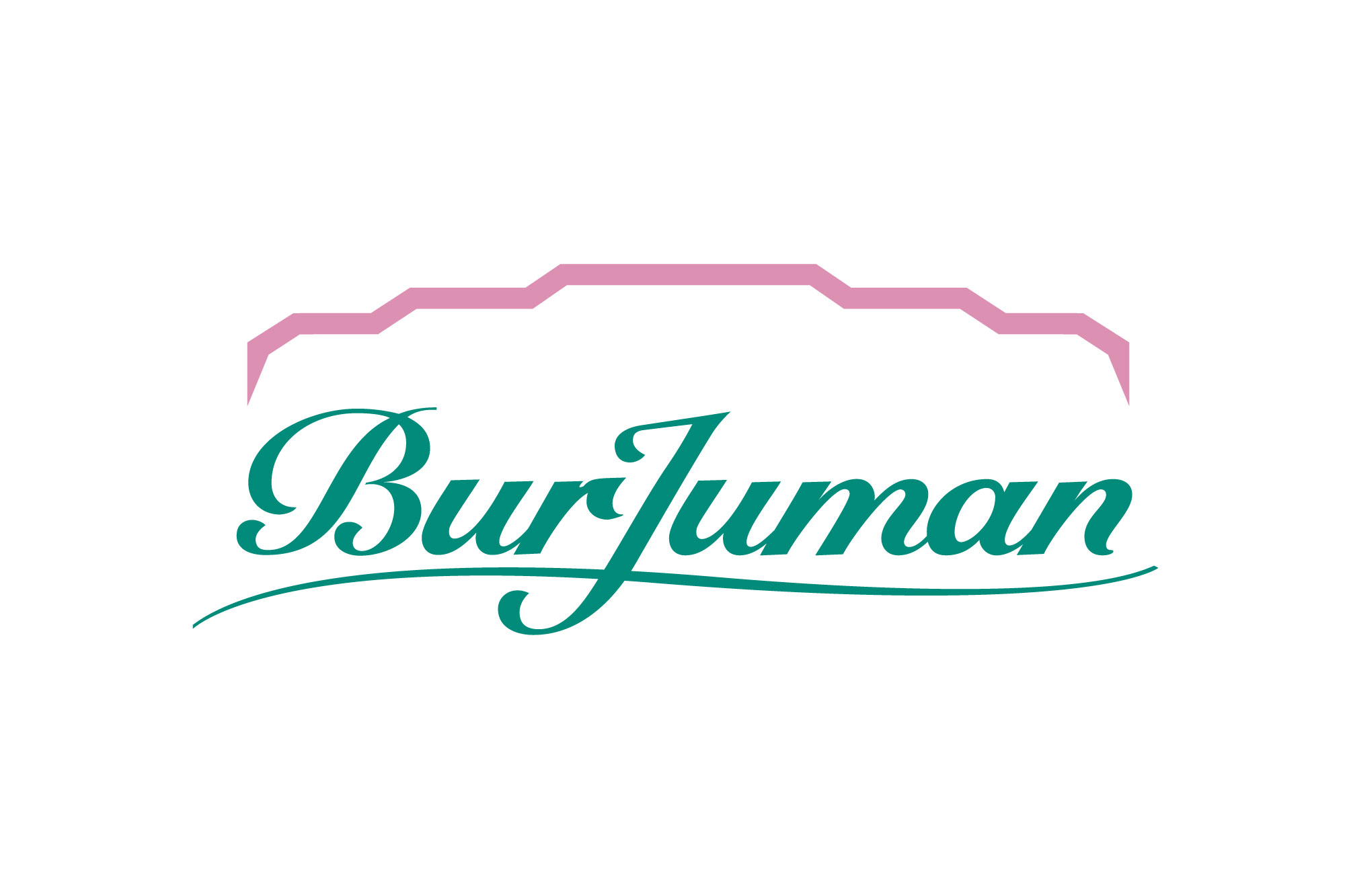 The old BurJuman logo.