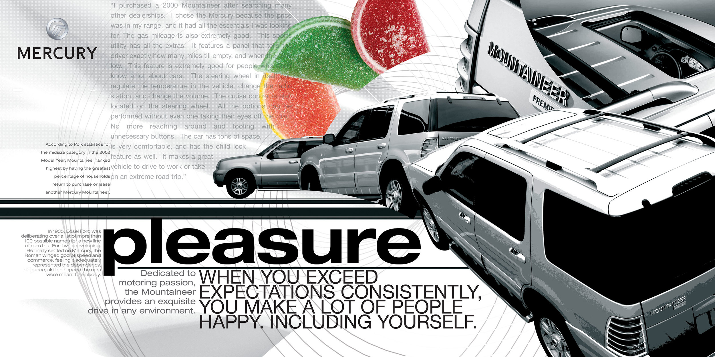 Mercury Motor Show - Pleasure