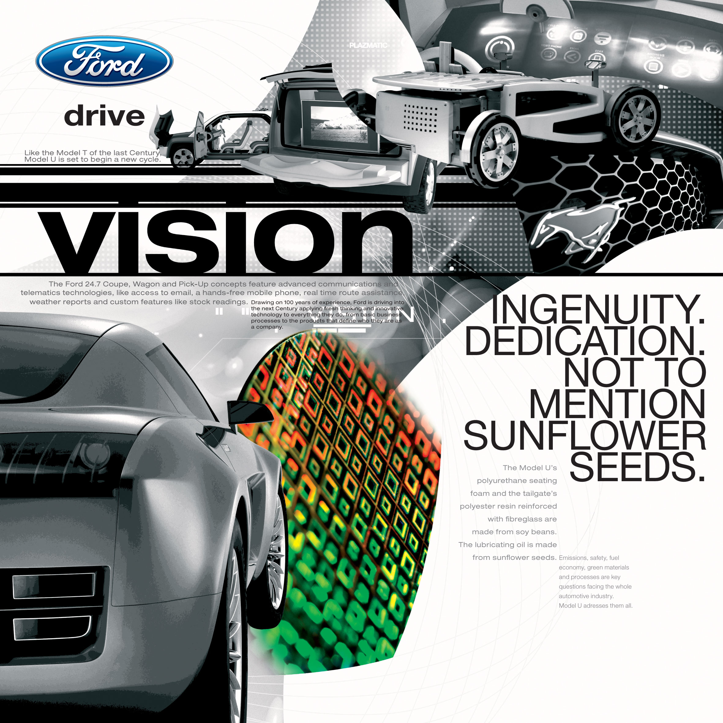 Ford Motor Show - Vision