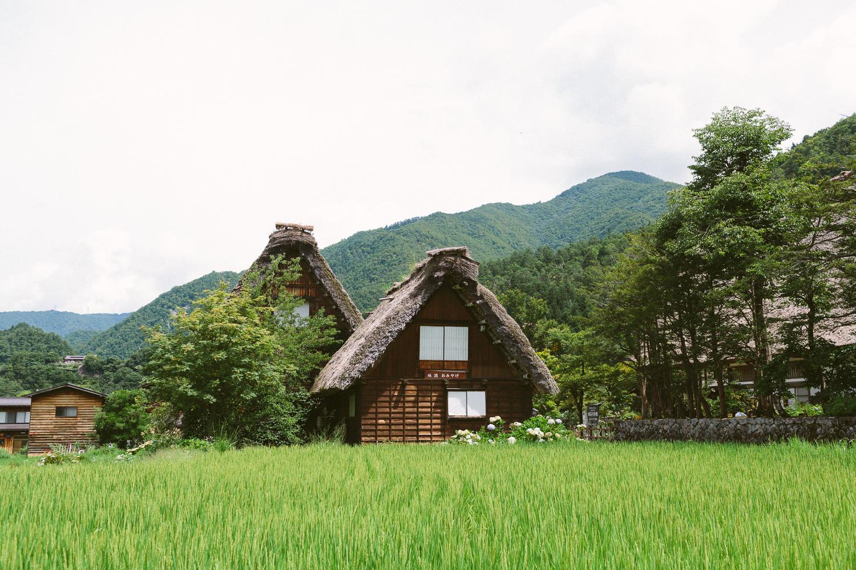 Shirakawa-go // Japan
