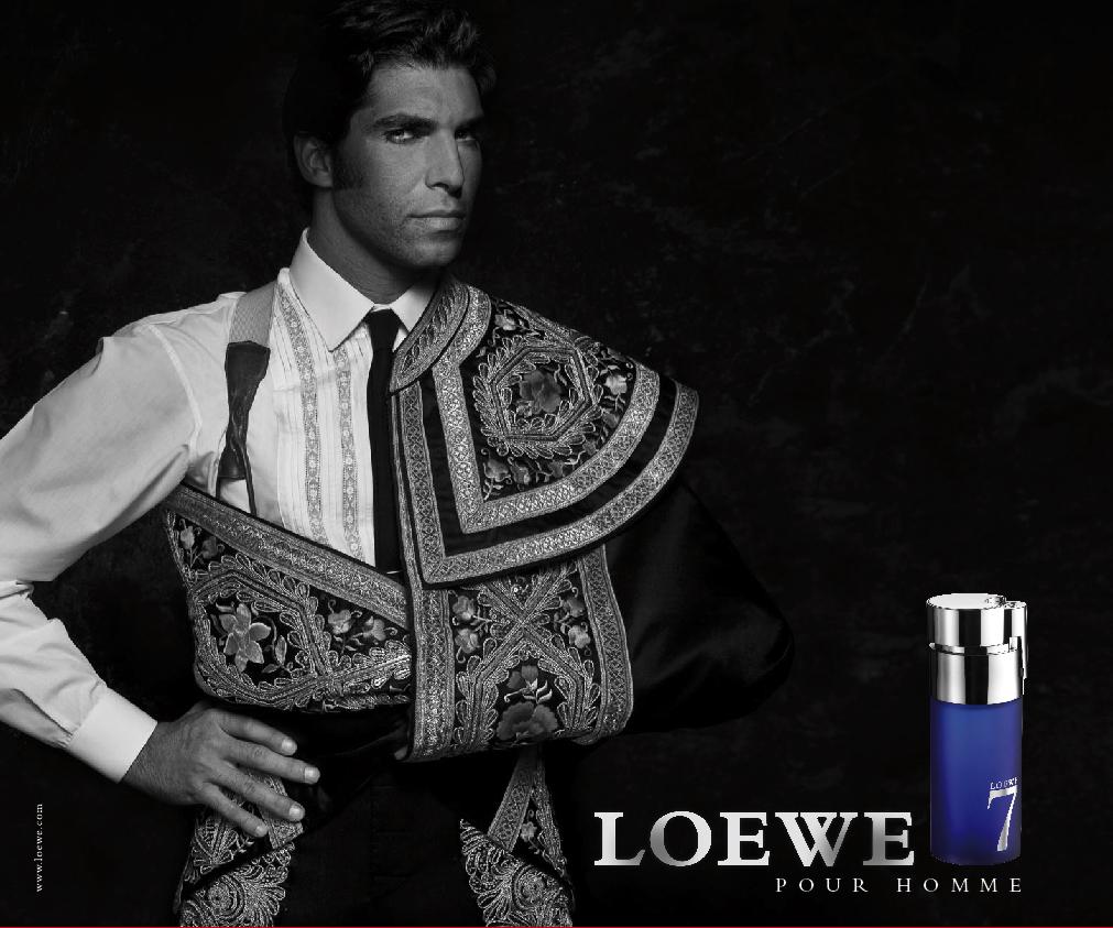 Cayetano Rivera, testimonial de marca para Loewe