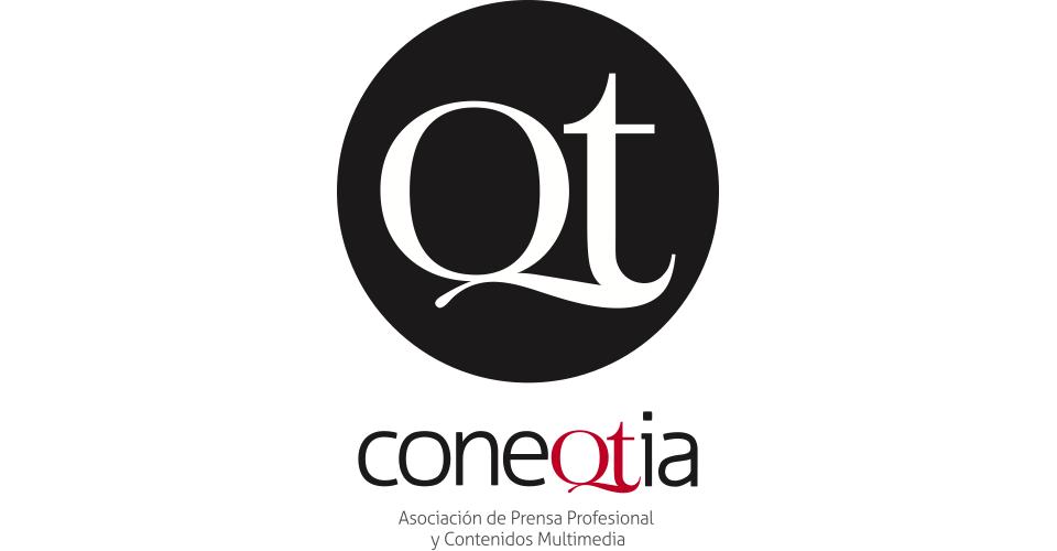 ConeQtia | Logotipo con Icono de marca