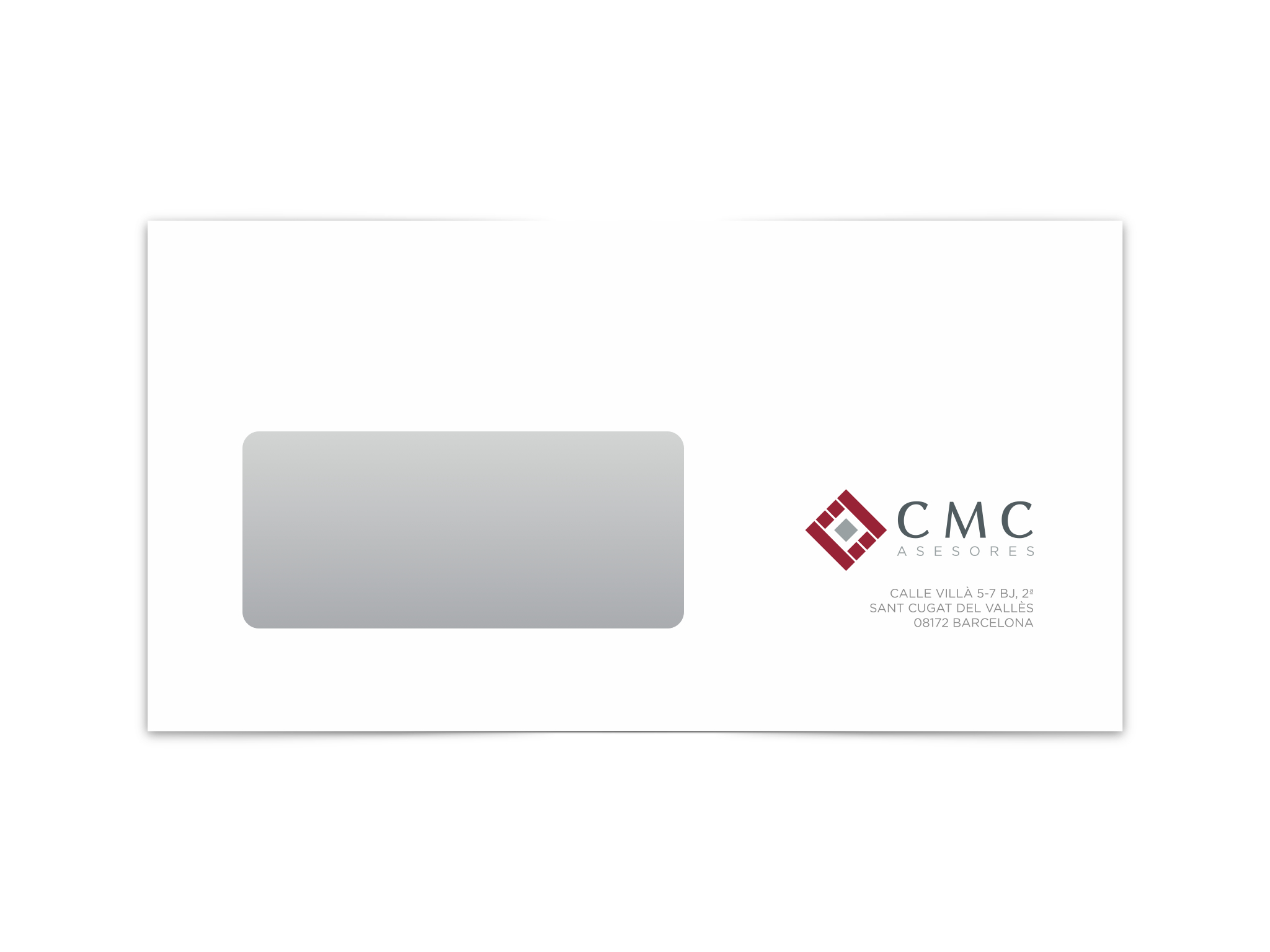 CMC sobre americano con visor
