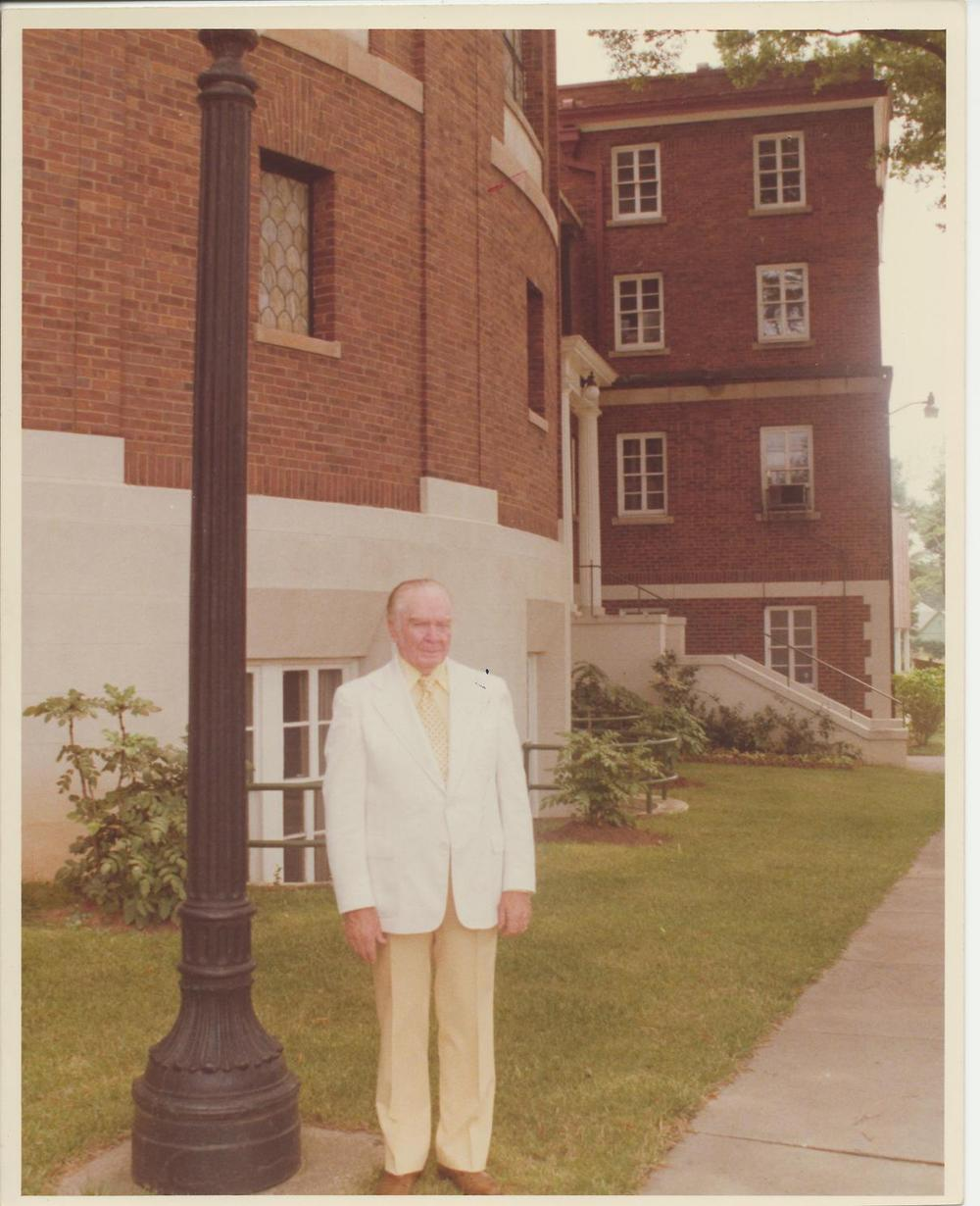 George+Upchurch+beside+old+sanctuary+c.+late+1970's.jpg