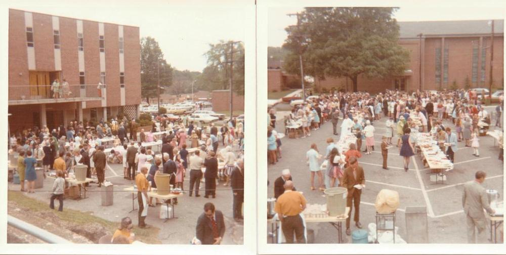 Homecoming++c.+early+70's,+Williams+parking+lot+-+many+people.jpeg
