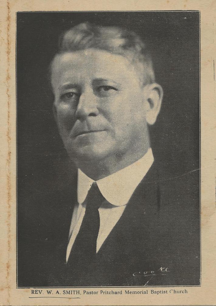 PMBC,+Pastor+Rev.+W.A.+Smith+early+20th+century.jpg