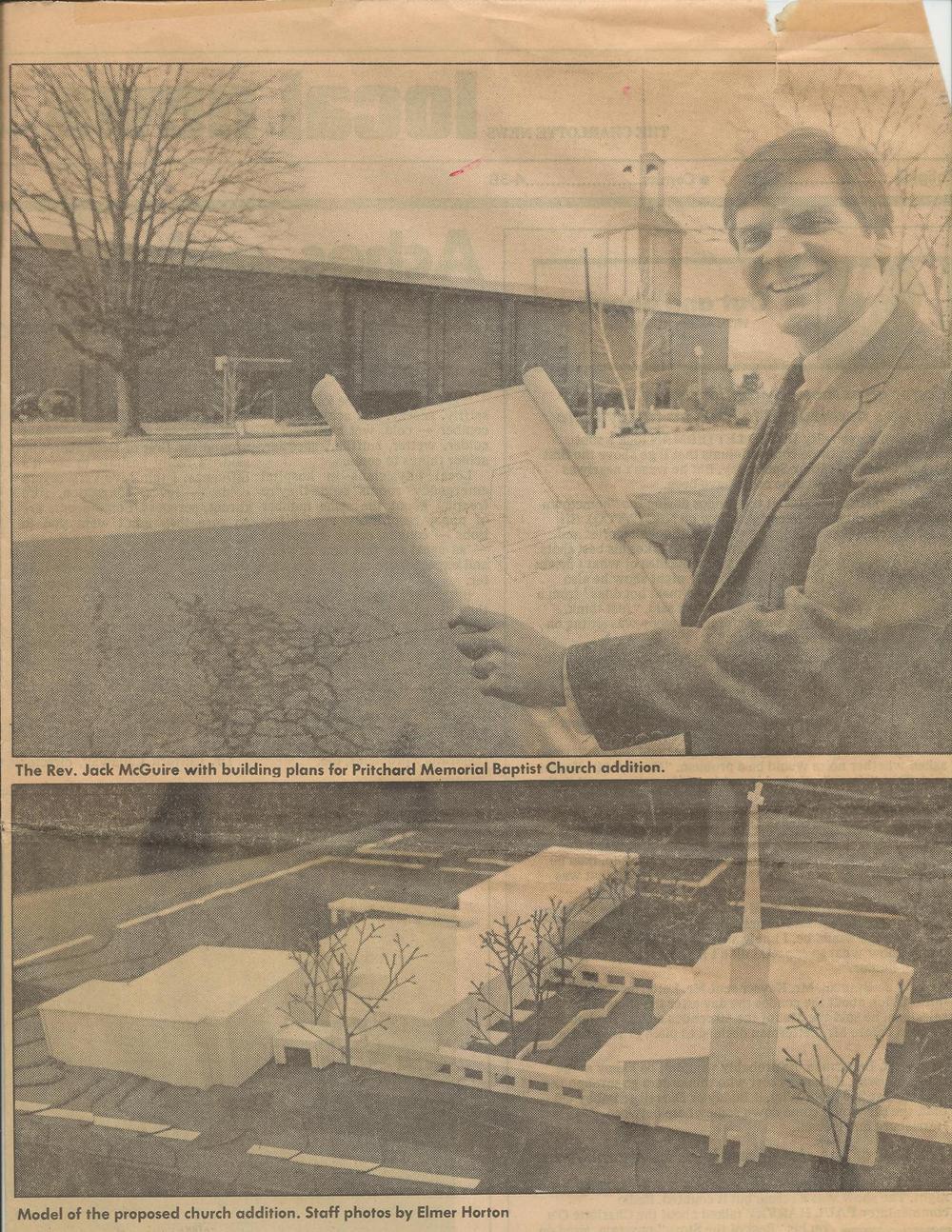 PMBC+12-30-1983+Charlotte+News+Jack+McGuire+Pritchard+Bldg+plan.jpg
