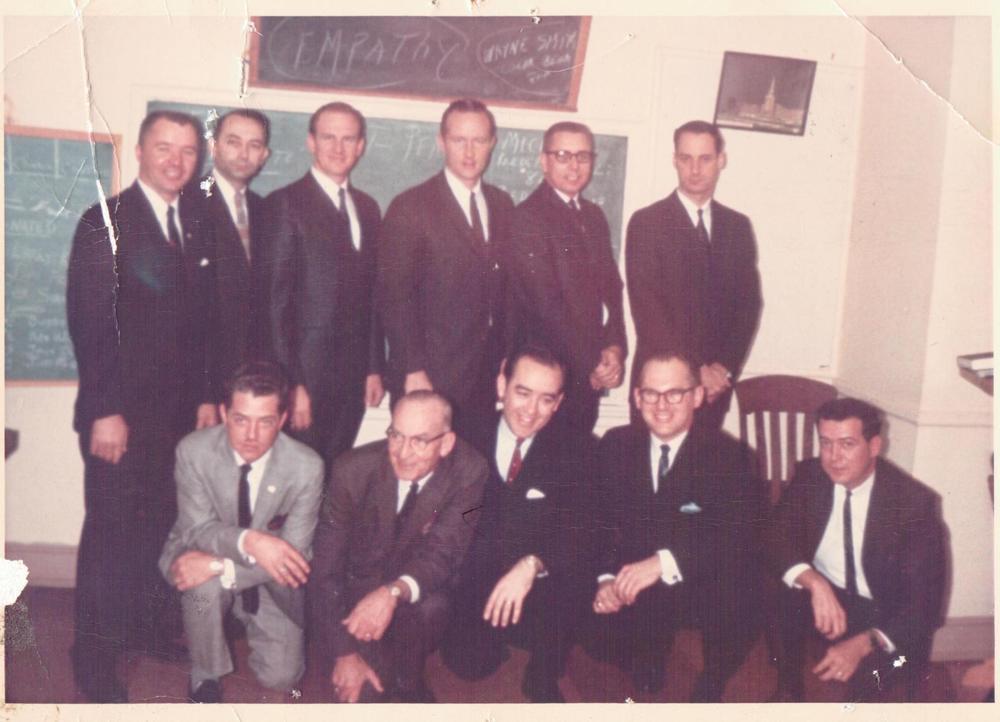 PMBC+Michael+SS+Class+c.+1968,+Auddy+Parker,+Larry+Kiser,+Claude+Harris,+David+Owenby,+others.jpeg