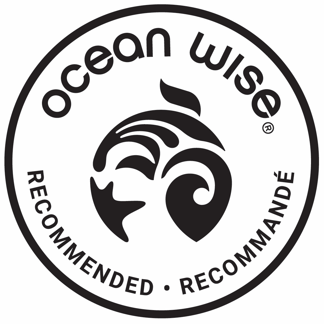 We are 99%  Ocean Wise . Only one item is not on the list, but it is Marine Stewardship Council certified. We are passionately committed to sustainability!