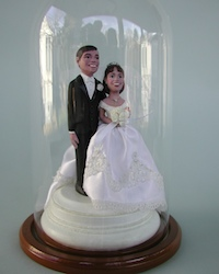 PORTRAIT CAKETOPPERS