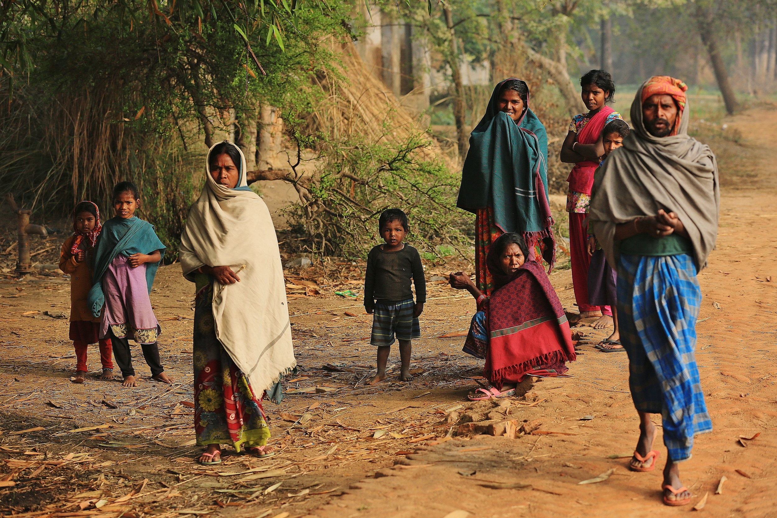 Bodhgaya village people.jpg