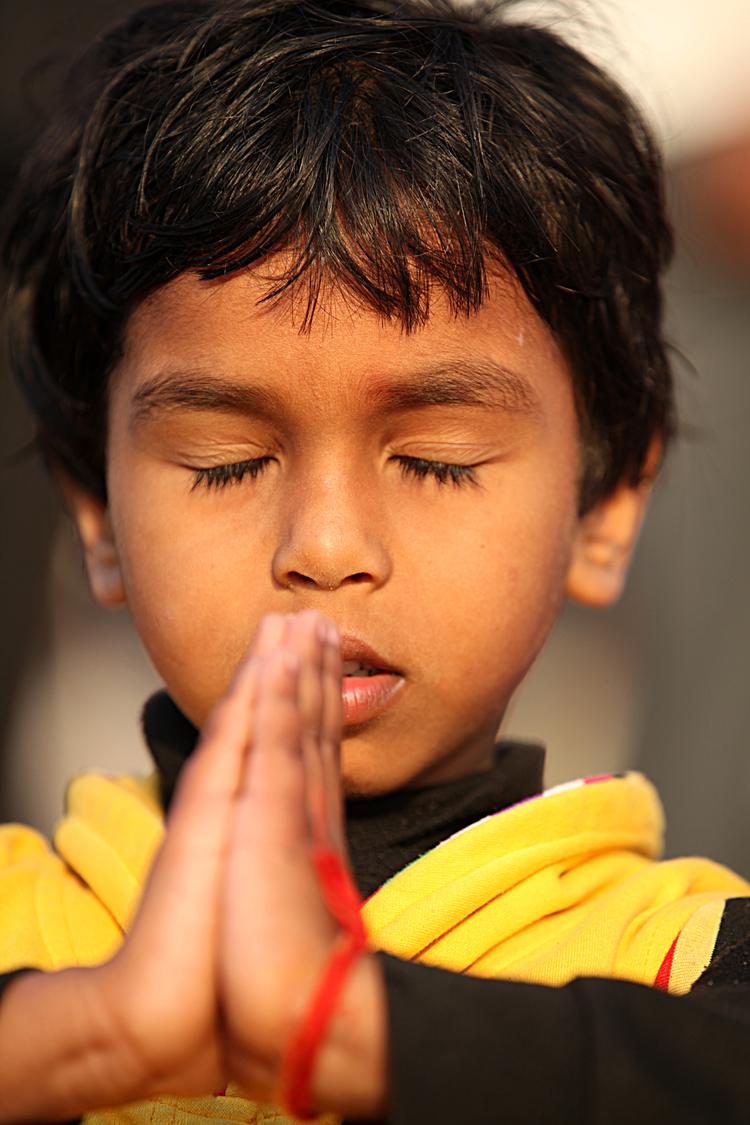 children boy prayer pose Rishikesh.jpg