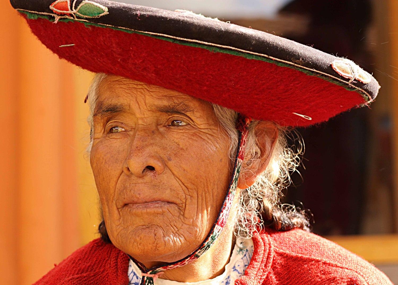 Peru W Weaver's Village Chinchero Peru elder.jpg