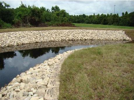 Completed stream restoration.