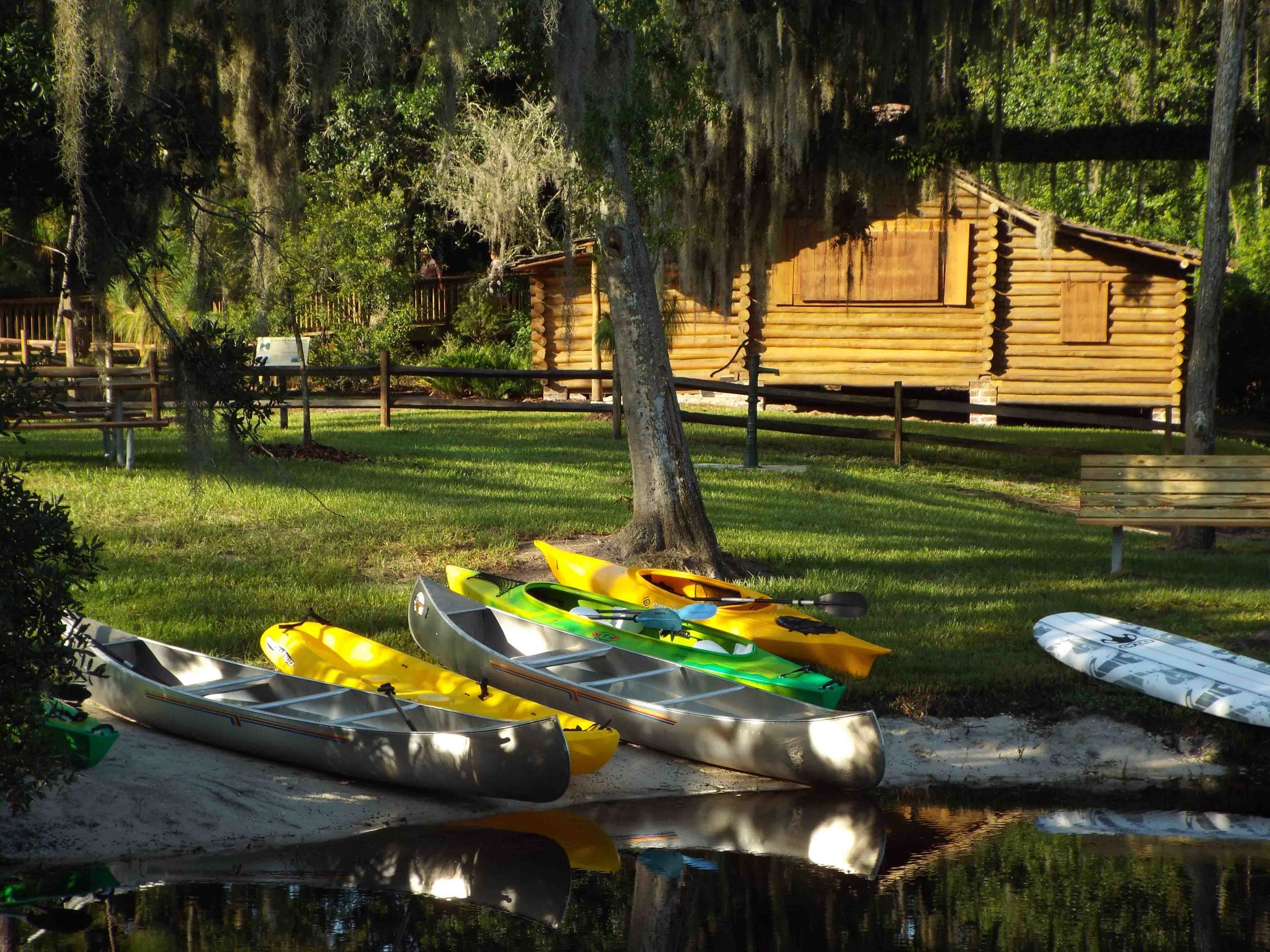 This area now serves as a mixed used for modern recreation enthusiasts and history buffs.