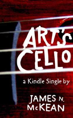 Art's cello ebook cover