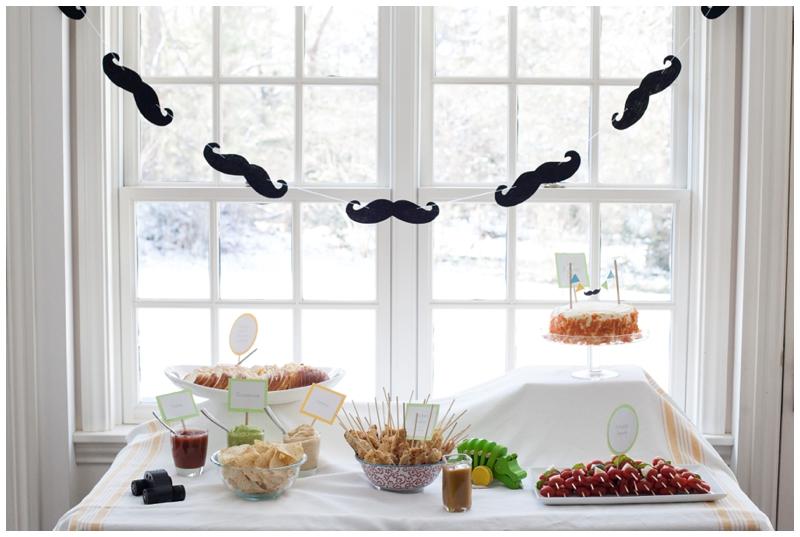 Mustache Bash  by  Mary Neumann  { via }