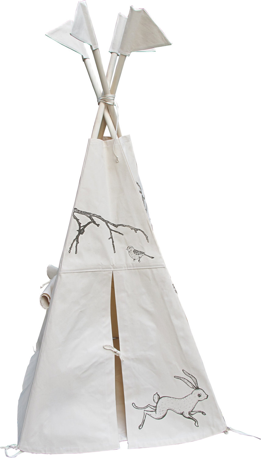 TEEPEE by LA FEE RAILLE
